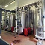 Centrale termica - Realizzazione impianti meccanici ed elettrici, di sicurezza e speciali