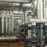 Centrale termica - Impianti meccanici ed elettrici, di sicurezza e speciali